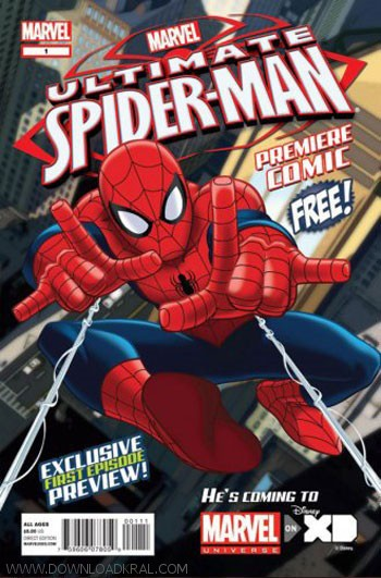 ultimate-spider-man-cover