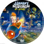 Jimmy Neutron Boy Genius 2001 posters (2)