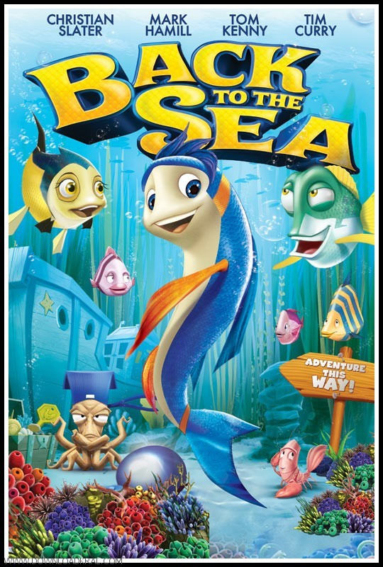 Back to the Sea 2012 posters