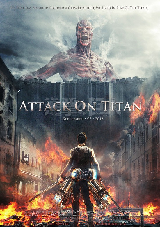 Attack on Titan – Shingeki no Kyojin (2)