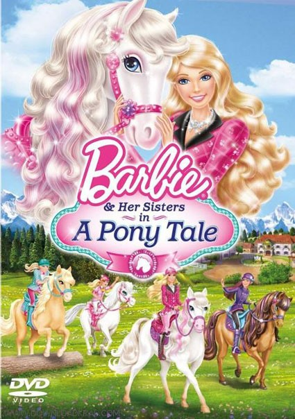 Barbie and Her Sisters In a Pony Tale 2013 (2)