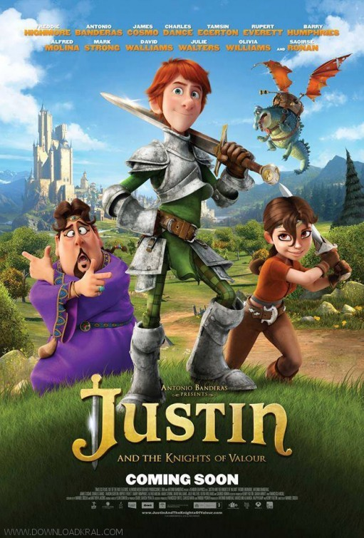 Justin And The Knights Of Valour 2013 (1)