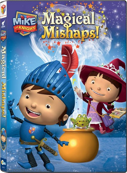 Mike The Knight Magical Mishaps 2013 (2)