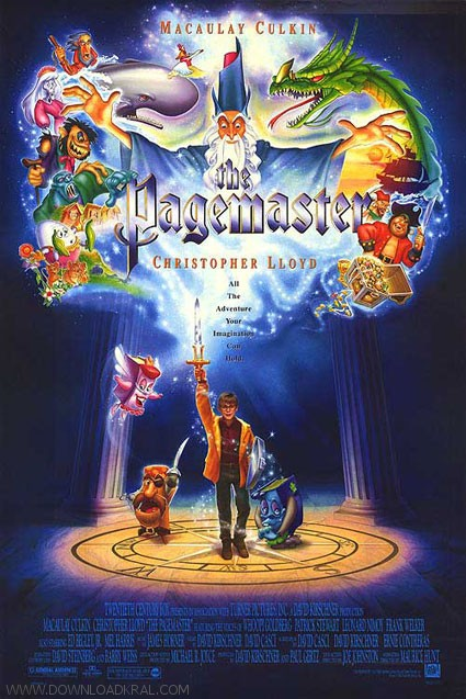 The Pagemaster 1994 (2)