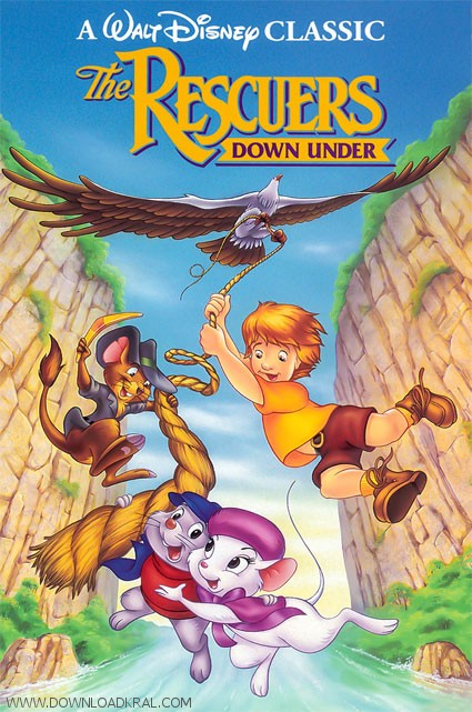 The Rescuers Down Under (3)