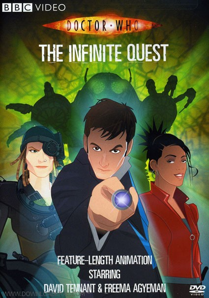Doctor Who The Infinite Quest (2)