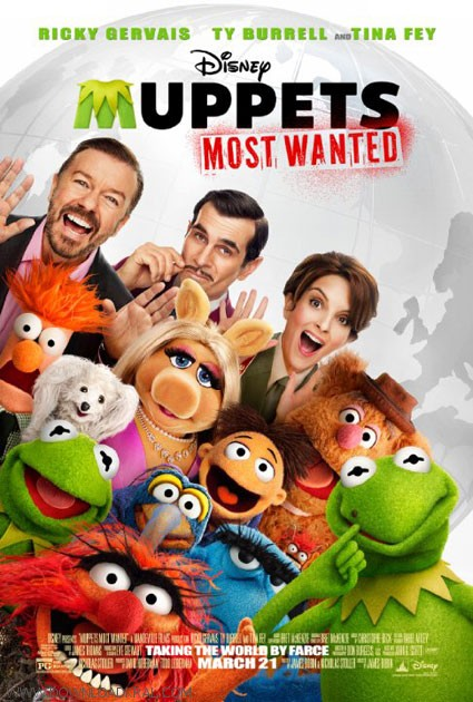 Muppets Most Wanted 2014 posters (1)