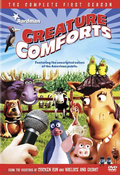 Creature Comforts posters