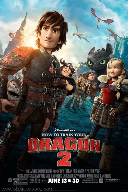 How to Train Your Dragon 2 2014 (3)