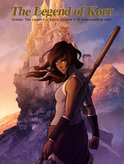 Avatar The Legend of Korra Season 3