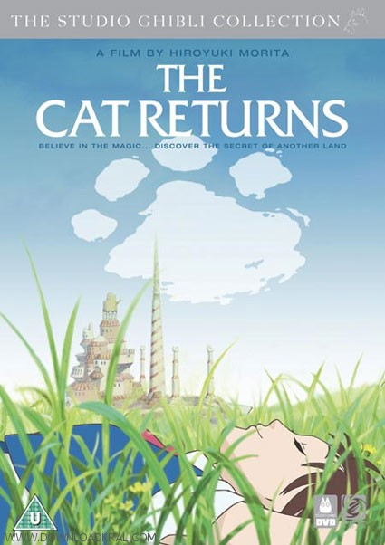 The Cat Returns 2002 posters (3)