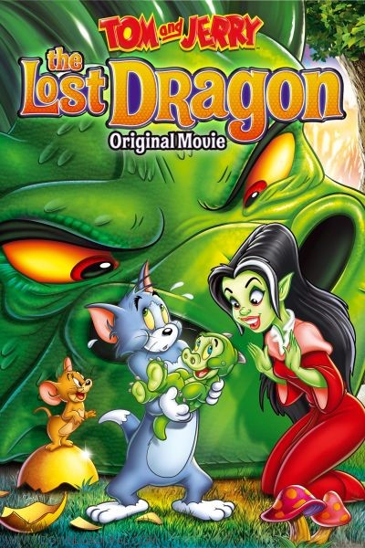 Tom And Jerry The Lost Dragon 2014
