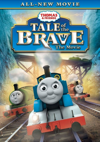 Thomas & Friends Tale of the Brave 2014