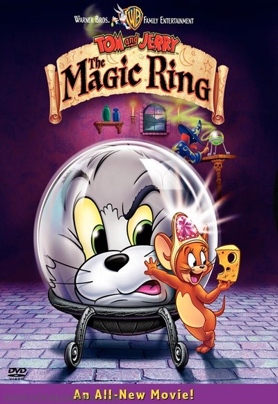 Tom and Jerry The Magic Ring 2002