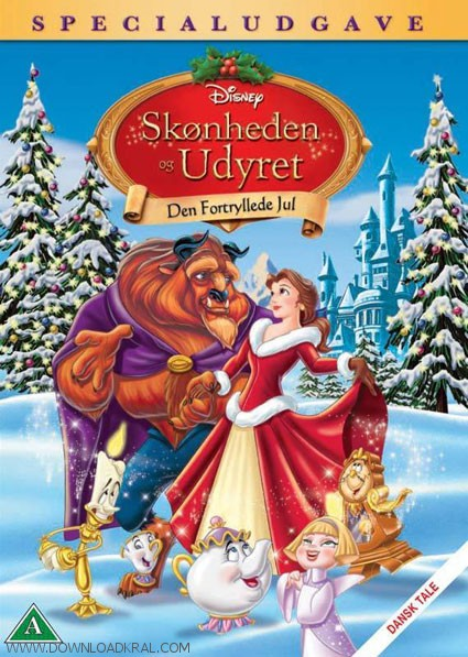 Beauty and the Beast The Enchanted Christmas 1997 (1)