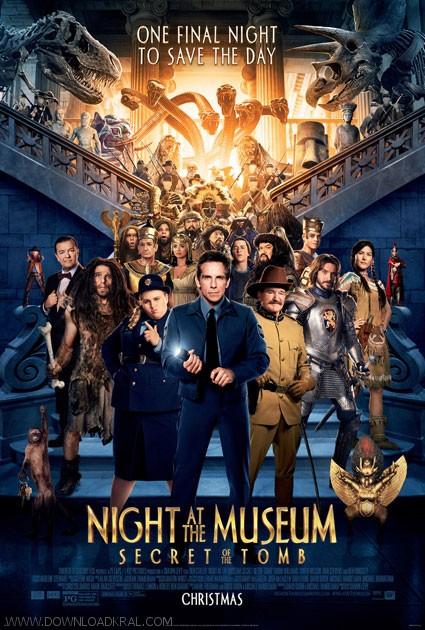 Night at the Museum Secret of the Tomb 2014 (1)