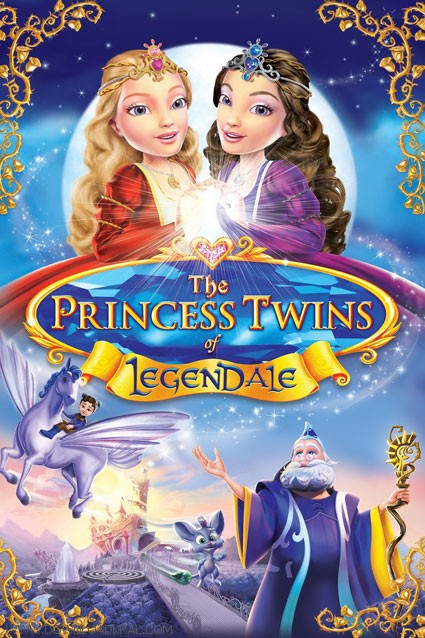 The Princess Twins Of Legendale 2014 (3)