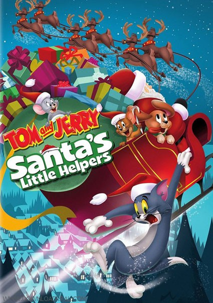 Tom and Jerry Santas Little Helpers 2014 (1)