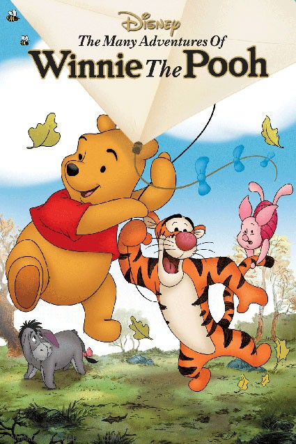 The Many Adventures of Winnie the Pooh 1977 (1)