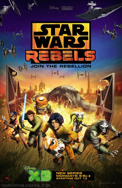 Star Wars Rebels 2014 (2)