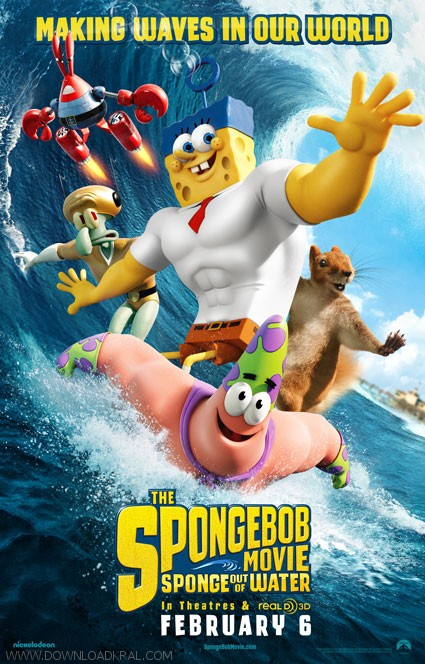 The SpongeBob Movie Sponge Out of Water 2015 (3)