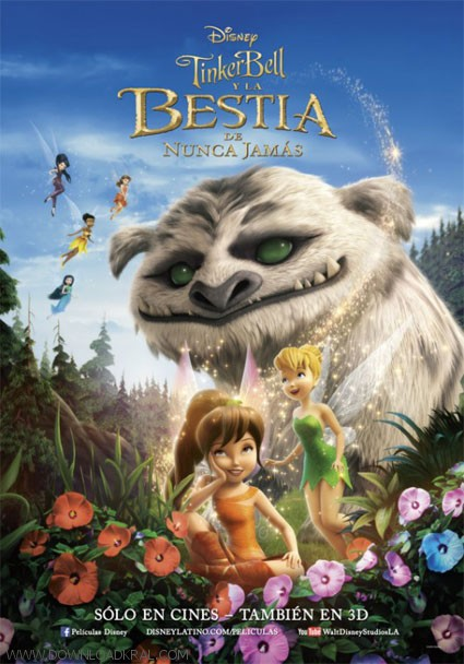 Tinker Bell and the Legend of the Never Beast 2014 (2)