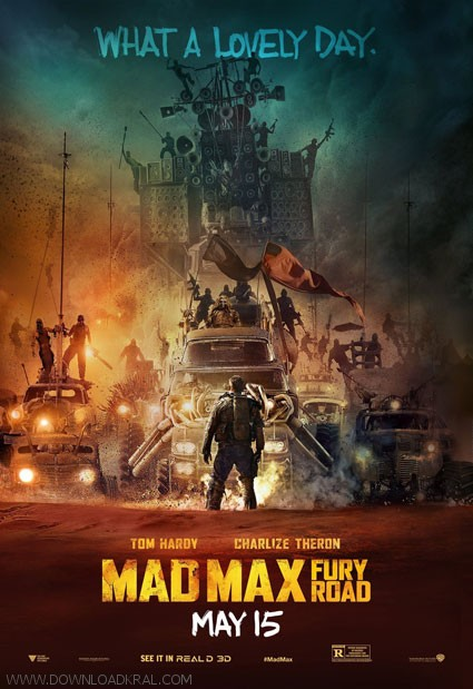 Mad Max Fury Road 2015