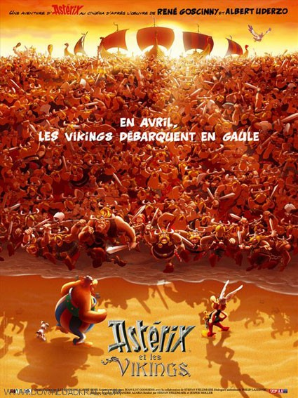 Asterix and the Vikings 2006 (2)