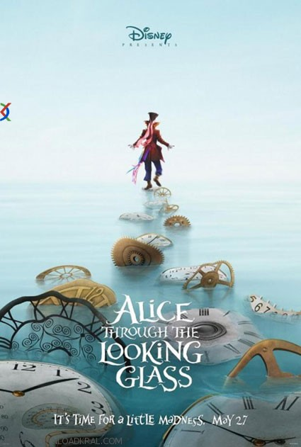 Alice Through the Looking Glass 2016 (2)